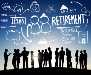 Difference between a defined benefit and contribution pension plan