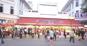 Budget Shopping - Bugis Street