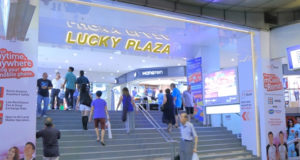 Budget Shopping - Lucky Plaza